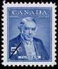 Titre original :  Tupper [document philatélique].  Philatelic issue data Canada : 5 cents Date of issue 8 novembre 1955