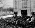 Titre original :  Body of Sir Wilfrid Laurier leaving the Basilica, Ottawa, Ont.