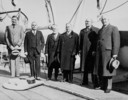 Original title:    Description Rt. Hon. W.L. Mackenzie King and colleagues aboard RMS Empress of Australia en route to the Imperial Conference. (L-R): Hons. Ian Mackenzie, Charles Dunning, Raoul Dandurand, Rt. Hon. W.L. Mackenzie King, Hons. Ernest Lapointe, Thomas Crerar Date 1 May 1937(1937-05-01) Source This image is available from Library and Archives Canada under the reproduction reference number C-087864 and under the MIKAN ID number 3362860 This tag does not indicate the copyright status of the attached work. A normal copyright tag is still required. See Commons:Licensing for more information. Library and Archives Canada does not allow free use of its copyrighted works. See Category:Images from Library and Archives Canada. Author Library and Archives Canada / C-087864 Permission (Reusing this file) Public domainPublic domainfalsefalse This Canadian work is in the public domain in Canada bec