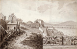 Original title:  Quebec Showing Chateau St. Louis.