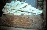 Original title:    Description English: Tomb of John Rae, Arctic Explorer In St Magnus Cathedral, Orkney. Date June 1980 Source From geograph.org.uk Author Stanley Howe  Camera location 58° 58′ 50.82″ N, 2° 57′ 36.90″ W This and other images at their locations on: Google Maps - Google Earth - OpenStreetMap (Info)58.980782;-2.960250