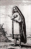 Titre original :    Description English: Catholic Woodcut Print of Kateri Tekakwitha 1922, used with permission. Date 30 December 2011(2011-12-30) Source Own work Author Kateri Devotion Group