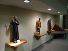 Original title:    Description English: Our Lady of Victory Roman Catholic Church (Troy, New York), interior, statues of St.s Isaac Jogues, Kateri Tekakwitha, & Francis of Assisi Date 11 January 2012(2012-01-11) Source Own work Author Nheyob