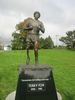 Original title:    Description Terry Fox Statue unveiled at Mile 0 (Pacific Side). Very well done. Terry Fox statue in Beacon Hill Park, Victoria, British Columbia, Canada. Date 8 October 2005, 12:38 Source October 8, 2005 - Terry Fox Statue Uploaded by Skeezix1000 Author Logantech