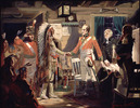 Titre original :  The Meeting of Brock and Tecumseh.