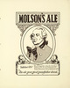 Original title:  Molson's Ale, Guy Carleton The Lord Dorchester.