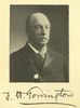 Original title:  Frederick Herbert Torrington. From: Commemorative biographical record of the county of York, Ontario: containing biographical sketches of prominent and representative citizens and many of the early settled families by J.H. Beers & Co, 1907. https://archive.org/details/recordcountyyork00beeruoft/page/n4