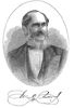 Original title:  J.D. Ridout. From: History of Toronto and County of York, Ontario - Volume 2 of 2 by Charles Pelham Mulvany et al. Published by C. Blackett Robinson, 1885.