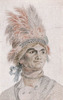 Original title:  Portrait of Joseph Brant.