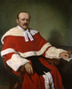 Original title:  Painting of the Right Honourable Francis Alexander Anglin, P.C.. Source: https://scc-csc.gc.ca/about-apropos/image-eng.aspx?id=art-pt-francis-alexander-anglin.  Credit: Philippe Landreville, photographer. Supreme Court of Canada Collection. Artist: K. Forbes.