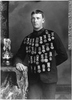 Original title:  Mr. W. G. Ross, trophy cup and medals, Bicycle Club, Montreal, QC, 1885. Musée McCord Museum. This image is used under a Creative Commons license: Attribution-NonCommercial-NoDerivs 2.5 Canada (CC BY-NC-ND 2.5 CA).  http://collections.musee-mccord.qc.ca/en/collection/artifacts/II-78577/