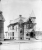 Titre original :  Residence of Sir Auguste R. Angers, (S.W. corner of O'Connor and Maclaren Streets)