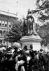 Original title:  Unveiling of the Victoria Monument by Lord Grey, Hamilton, Ont.
