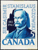 Original title:  Sir Casimir Stanislaus Gzowski, 1813-1963 [graphic material] /