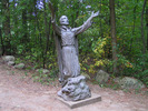 "Original title:    Description English: Martyrs' Shrine, Midland, Ontario, Canada. Statue of Jean de Brébeuf. Français : Sanctuaire des Martyrs, Midland, Ontario, Canada. Statue de Jean de Brébeuf. Date 19 August 2006(2006-08-19) Source Own work Author Tango7174  Camera location 44° 44' 12.48"" N, 79° 50' 33.36"" W This and other images at their locations on: Google Maps - Google Earth - OpenStreetMap (Info)44.7368;-79.8426"