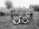 Titre original :  Headquarters staff, 2nd Canadian Infantry Brigade. France. June, 1916.