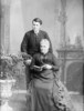 Original title:  Charles Hibbert Tupper, M.P., (Pictou, N.S.), and Lady Frances Amelia Tupper, his mother.