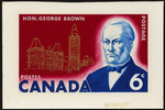 Titre original :  Hon. George Brown [graphic material] /
