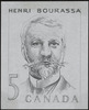 Original title:  Henri Bourassa [graphic material] /