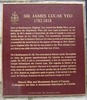 Original title:    Description English: Sir James Lucas Yeo plaque at Royal Military College of Canada Date 10 October 2011(2011-10-10) Source Own work Author Victoriaedwards