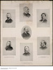 Titre original :  Portraits of His Ex. Lord Stanley, Hon. W. S. Fielding, Hon. Thos. Greenway. Hon. Oliver Mowat, W. R. Meredith, Dalton McCarthy, and Hon. A. Sturgis Hardy.