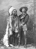 Titre original :    Description English: Photograph, Sitting Bull and Buffalo Bill, Montreal, QC, 1885, Wm. Notman & Son, Silver salts on glass - Gelatin dry plate process - 17 x 12 cm Français : Photographie, Sitting Bull et Buffalo Bill, Montréal, QC, 1885, Wm. Notman & Son, Plaque sèche à la gélatine, 17 x 12 cm Date 885(0885) Source This image is available from the McCord Museum under the access number II-83124 This tag does not indicate the copyright status of the attached work. A normal copyright tag is still required. See Commons:Licensing for more information. Deutsch | English | Español | Français | Македонски | Suomi | +/− Author Wm. Notman & Son  La bildo estas kopiita de wikipedia:de. La originala priskribo estas:  Sitting Bull and Buffalo Bill Sioux, Hunkpapa Sitting Bull made only one tour with  William F. Cody's Wild West Show. This photograph was taken during that tour.  Quelle: htt