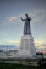 Original title:    Description English: Statue of Pere (Father) Lacombe in St. Albert, Alberta, Canada. Date 2010.08.02 Source Own work Author WinterE229 WinterforceMedia