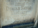 Original title:  Duncan Sayre MacInnes (1870 - 1918) - Find A Grave Photos