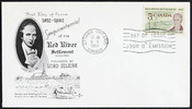 Original title:  [Lord Selkirk - Red River Settlement] [philatelic record].  Philatelic issue data 5 cents