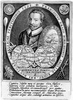 Titre original :    Crispin de Passe (Crispijn van de Passe the Elder): Portrait of Sir Francis Drake  Description: Portrait of Sir Francis Drake Artist: by Crispijn van de Passe, 1598 Source: The Kraus Collection of Sir Francis Drake Further Information: The Famous Voyage: The Circumnavigation of the World, 1577–1580, in: Sir Francis Drake: A Pictorial Biography by Hans P. Kraus