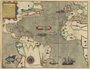 Titre original :    Sir Francis Drakes West Indian Voyage 1585-86  Description: Sir Francis Drakes West Indian Voyage 1585-86 From: Hand-colored engraving, by Baptista Boazio, 1589 Source: Library Of Congress - Jay I. Kislak Collection
