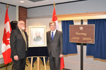 Original title:  The Enos Collins Building - Building Naming in Commemoration of the War of 1812 - Features - PWGSC
