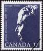 Titre original :  John G. Diefenbaker, 1895-1979 [philatelic record].  Philatelic issue data Canada : 17 cents Date of issue 20 June 1980