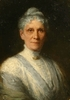 Original title:    Artist Robert Harris (1849-1919) Title English: Portrait of Anna H. Leonowens (detail) Date um 1900 Medium oil on canvas Dimensions 76.2 × 60 cm (30 × 23.6 in) Current location Confederation Centre of the Arts Charlottetown Source/Photographer http://nscad.ca/en/home/abouttheuniversity/past-present/default.aspx Other versions