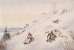 Titre original :  Tobogganing on the Citadel,.