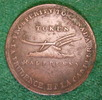 "Titre original :    Description CANADA, ONTARIO, YORK, KINGSTON and DUNDAS 19th C. LESSLIE and SONS HALFPENNY TOKEN a Date 7 March 2009, 02:48 Source CANADA, ONTARIO, YORK, KINGSTON and DUNDAS 19th C. LESSLIE and SONS HALFPENNY TOKEN a Author Jerry ""Woody"" from Edmonton, Canada"
