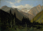 Original title:    Artist John Arthur Fraser (1838-1898) Title English: At the Rogers Pass, Summit of the Selkirk Range, B.C. Date 1886 Medium oil on canvas Dimensions 56.1 × 76.5 cm (22.1 × 30.1 in) Current location National Gallery of Canada Native name English:National Gallery of Canada / French:Musée des beaux-arts du Canada Location Ottawa Coordinates 45° 25′ 46.29″ N, 75° 41′ 55.11″ W Established 1880 Website National Gallery of Canada Accession number 4227 Credit line Purchased 1934 Source/Photographer The AMICA Library Other versions