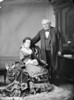 Titre original :  Hon. Marc Amable Girard and Wife(?)