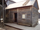 Original title:    Description A rebuilt version of Robert Rundle's chapel c. 1846 at Fort Edmonton Park. Date 2 May 2008 Source Own work Author Rpmullan