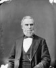 Titre original :  Hon. James Cox Aikins, (Senator), (Secretary of State) b. Mar. 30, 1823 - d. Aug. 6, 1904.