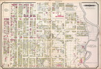 Original title:  Atlas of the city of Toronto and suburbs from special survey and registered plans showing all buildings and lot numbers.; Author: Goad, Charles E. (1848-1910); Author: Year/Format: 1884, Map
