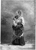 Titre original :  Photograph Mrs. Bompas with snowshoes, Montreal, QC, 1896 Wm. Notman & Son 1896, 19th century Silver salts on glass - Gelatin dry plate process 12 x 17 cm Purchase from Associated Screen News Ltd. II-116337 © McCord Museum Keywords:  female (19035) , Photograph (77678) , portrait (53878)