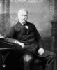 Titre original :  Hon. John Graham Haggart, M.P. (Lanark South, Ont.) (Minister of Railways and Canals) b. Nov. 14, 1836 - d. Mar. 13, 1913.