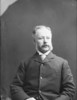 Original title:  Louis Henry Davies, M.P. (Queen's, P.E.I.) b. May 4, 1845 - d. May 1, 1924.