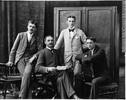Titre original :  Photograph Henry Birks and his three sons, Montreal, QC, 1895 Wm. Notman & Son 1895, 19th century Silver salts on glass - Gelatin dry plate process 20 x 25 cm Purchase from Associated Screen News Ltd. II-111126 © McCord Museum Keywords:  family (800) , Photograph (77678) , portrait (53878)