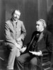 Titre original :  Sir Charles Tupper and Hugh John MacDonald.