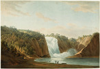 Titre original :  Falls of Montmorency.