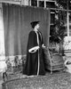Titre original :  The Countess of Aberdeen (née Ishbel Maria Marjoribanks) in the robes which shewore when she received an honorary LL.D. from Queen's University - the first time an honorary degree was conferred on a woman by a Canadian University.