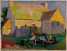 "Original title:    Description English: ""Breton church,"" oil on canvas, by the Canadian artist Emily Carr. Private collection Date 1906 Source http://www.the-athenaeum.org/art/full.php?ID=12055 Author Emily Carr Permission (Reusing this file) Public domainPublic domainfalsefalse This Canadian work is in the public domain in Canada because its copyright has expired due to one of the following: 1. it was subject to Crown copyright and was first published more than 50 years ago, or it was not subject to Crown copyright, and 2. it is a photograph that was created prior to January 1, 1949, or 3. the creator died more than 50 years ago. česky 