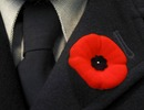 Original title:    Description English: A remembrance poppy from Canada, worn on the lapel of a men's suit. In many Commonwealth countries, poppies are worn to commemorate soldiers who have died in war, with usage most common in the week leading up to Remembrance Day (and Anzac Day in Australia and New Zealand). The use of the poppy was inspired by the World War I poem In Flanders Fields, written by Canadian physician and Lieutenant Colonel John McCrae. Date 2 November 2004(2004-11-02), 15:01:25 Source Flickr Author hobvias sudoneighm Permission (Reusing this file) This image, which was originally posted to Flickr.com, was uploaded to Commons using Flickr upload bot on 11:53, 24 October 2007 (UTC) by Skeezix1000 (talk). On that date it was licensed under the license below. This file is licensed under the Creative Commons Attribution-Share Alike 2.0 Generic license. You are free: to share – to copy